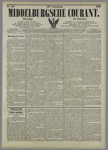 Middelburgsche Courant 1893-10-24