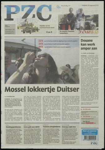 Provinciale Zeeuwse Courant 2014-08-29