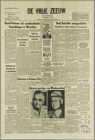 de Vrije Zeeuw 1968-04-12