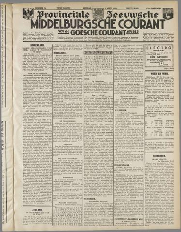 Middelburgsche Courant 1934-04-03