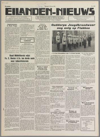 Eilanden-nieuws. Christelijk streekblad op gereformeerde grondslag 1980-02-12