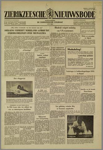 Zierikzeesche Nieuwsbode 1962-01-05