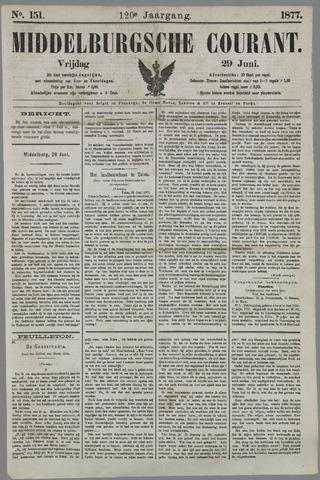 Middelburgsche Courant 1877-06-29