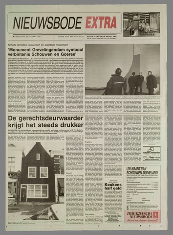 Zierikzeesche Nieuwsbode 1995-01-25