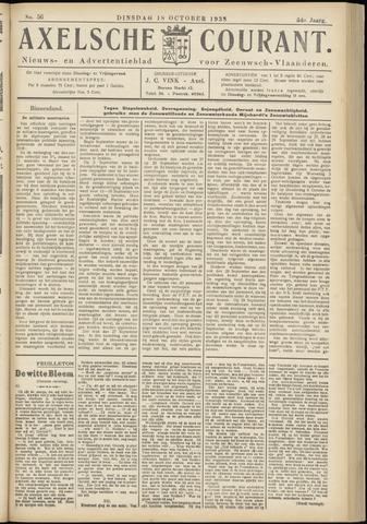Axelsche Courant 1938-10-18
