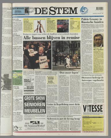 de Stem 1995-01-20