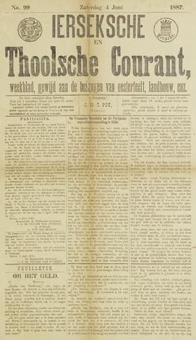 Ierseksche en Thoolsche Courant 1887-06-04