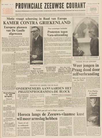 Provinciale Zeeuwse Courant 1969-02-26
