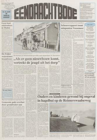 Eendrachtbode (1945-heden)/Mededeelingenblad voor het eiland Tholen (1944/45) 1999-02-25