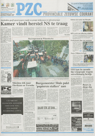 Provinciale Zeeuwse Courant 2001-09-08