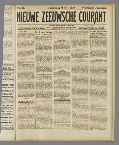 Nieuwe Zeeuwsche Courant 1918-05-02