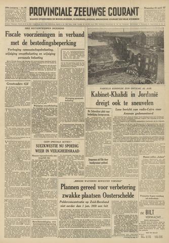 Provinciale Zeeuwse Courant 1957-04-24