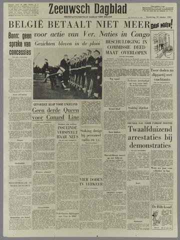 Zeeuwsch Dagblad 1961-10-19