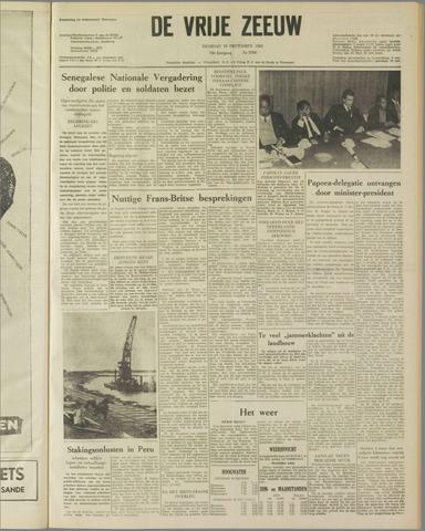 de Vrije Zeeuw 1962-12-18