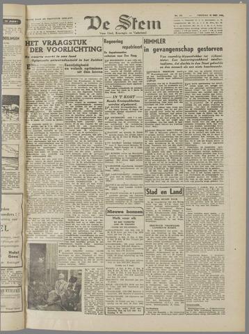 de Stem 1945-05-25