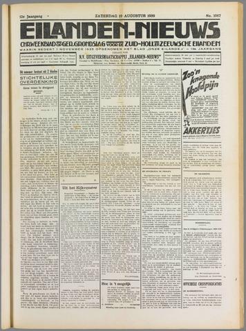 Eilanden-nieuws. Christelijk streekblad op gereformeerde grondslag 1939-08-19