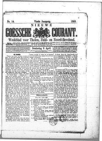 Nieuwe Goessche Courant 1869-04-08