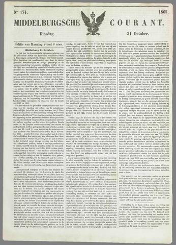 Middelburgsche Courant 1865-10-31