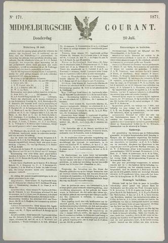 Middelburgsche Courant 1871-07-20