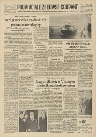 Provinciale Zeeuwse Courant 1954-09-13