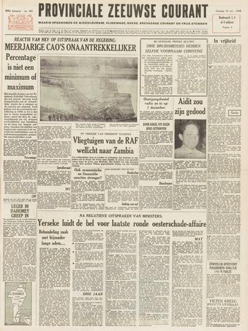 Provinciale Zeeuwse Courant 1965-11-30