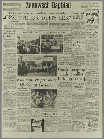 Zeeuwsch Dagblad 1962-04-16
