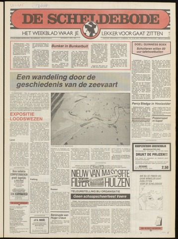 Scheldebode 1984-04-11