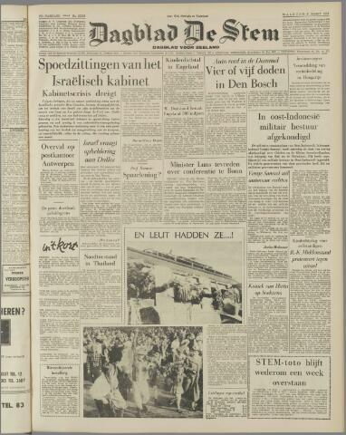 de Stem 1957-03-04