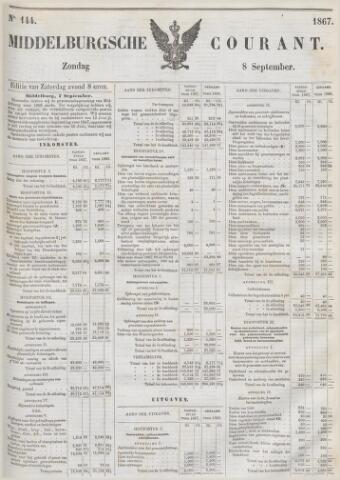 Middelburgsche Courant 1867-09-08