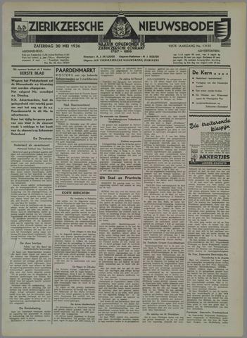 Zierikzeesche Nieuwsbode 1936-05-30