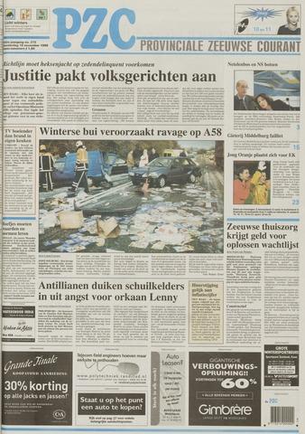Provinciale Zeeuwse Courant 1999-11-18
