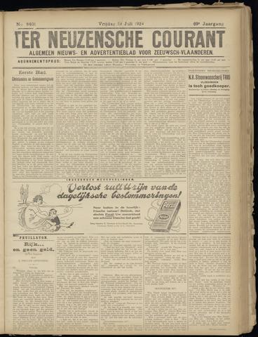 Ter Neuzensche Courant. Algemeen Nieuws- en Advertentieblad voor Zeeuwsch-Vlaanderen / Neuzensche Courant ... (idem) / (Algemeen) nieuws en advertentieblad voor Zeeuwsch-Vlaanderen 1929-07-19