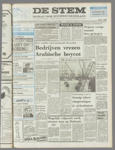 de Stem 1980-08-09