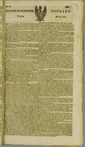 Middelburgsche Courant 1817-04-29