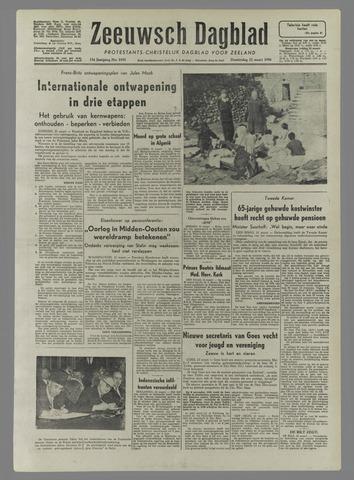 Zeeuwsch Dagblad 1956-03-22