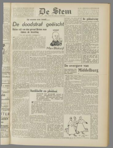 de Stem 1945-09-12