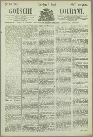 Goessche Courant 1915-06-01
