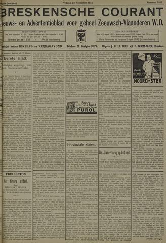 Breskensche Courant 1934-11-23