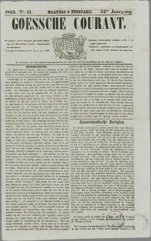 Goessche Courant 1865-02-06