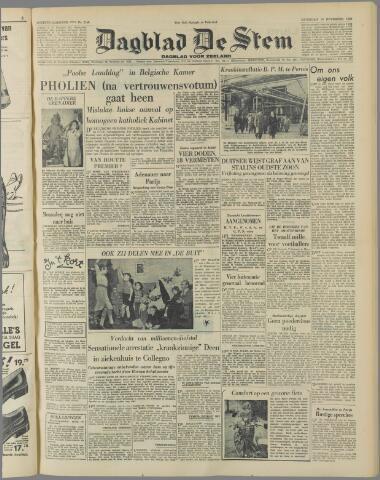 de Stem 1951-11-10