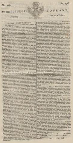 Middelburgsche Courant 1761-10-20