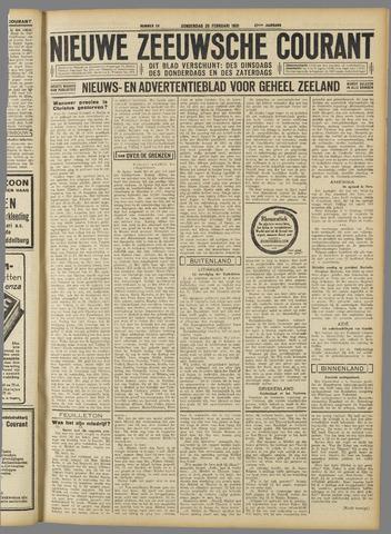 Nieuwe Zeeuwsche Courant 1931-02-26