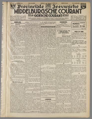Middelburgsche Courant 1933-06-27