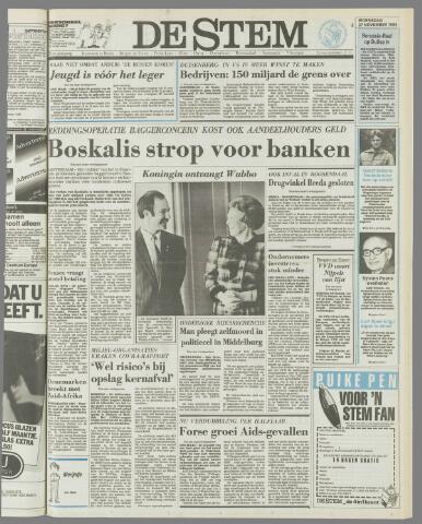 de Stem 1985-11-27