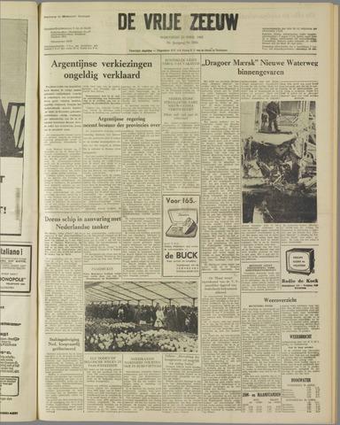 de Vrije Zeeuw 1962-04-25