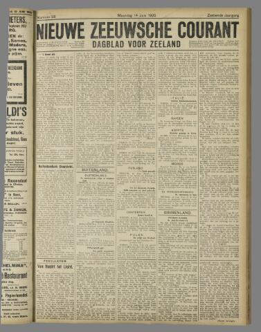 Nieuwe Zeeuwsche Courant 1920-06-14