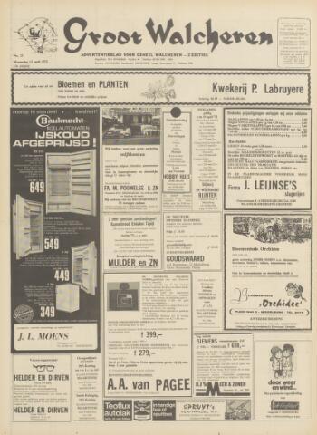Groot Walcheren 1972-04-12