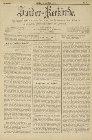 Zuider Kerkbode, Weekblad gewijd aan de belangen der gereformeerde kerken in Zeeland, Noord-Brabant en Limburg. 1897-05-14