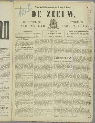 De Zeeuw. Christelijk-historisch nieuwsblad voor Zeeland 1888-03-16