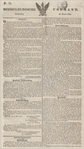 Middelburgsche Courant 1832-03-22